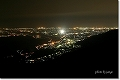 山からの夜景2